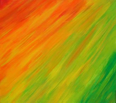 Painting - Hope by Cyryn Fyrcyd