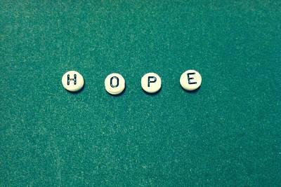 Photograph - Hope - Edit  by Alohi Fujimoto