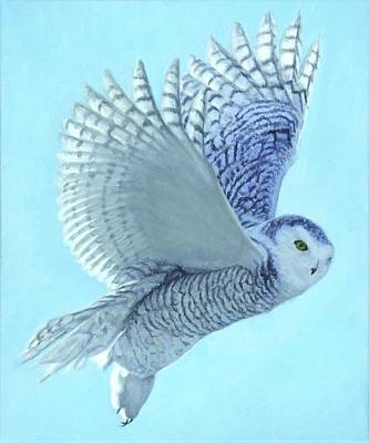 Painting - Hope Has Wings by - Harlan