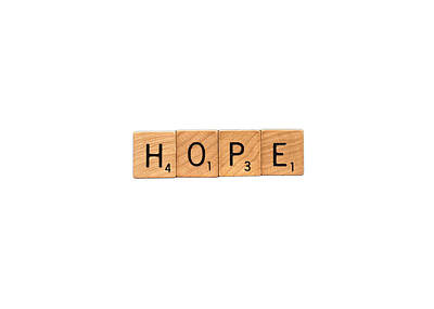 Photograph - Hope-inspireme by  Onyonet  Photo Studios