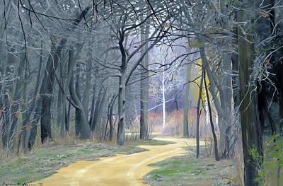 Painting - Hope by Lynn Hansen