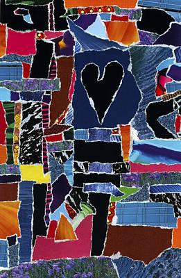 hope U'r still reading Art Print by Kenneth James