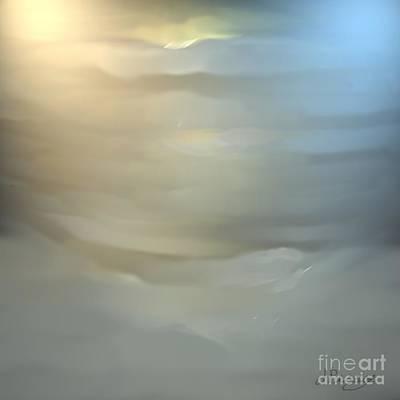 Digital Art - Hopeful by D Perry