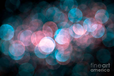 Defocused Photograph - Hopelessly In Love by Jan Bickerton