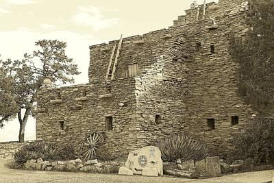 Hopi House Art Print