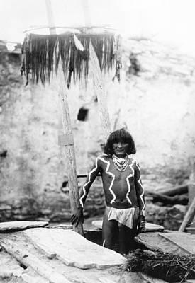 Hopi Man, 1897 Art Print by Granger