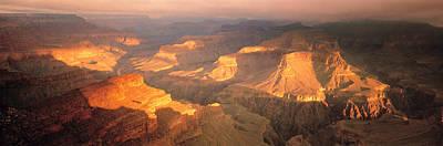 Hopi Point Canyon Grand Canyon National Art Print