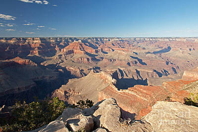 Photograph - Hopi Point Grand Canyon National Parkg by Fred Stearns