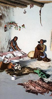 Painting - Hopi Women, C1902 by Granger