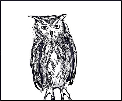 Horace The Owl Original