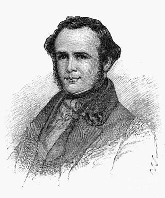 Horace Wells (1815-1848) Art Print by Granger