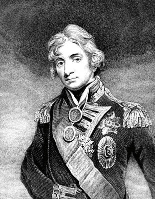 Hms Photograph - Horatio Nelson by Collection Abecasis