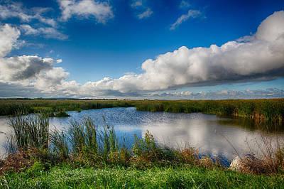 Photograph - Horicon Marsh Wisconsin by Ricky L Jones