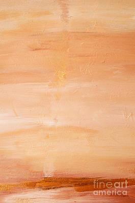 Beautiful Scenery Painting - Horizon by Andreas Berheide