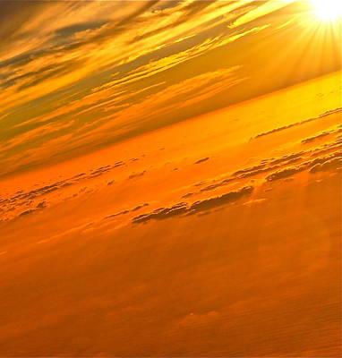 Photograph - Horizon by Matthew Heller