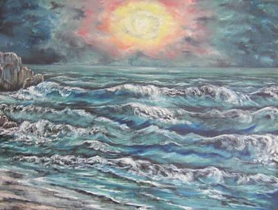 Horizons 3 Art Print