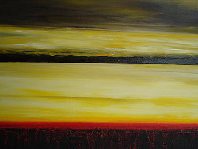 Painting - Horizons by Tamara Bettencourt