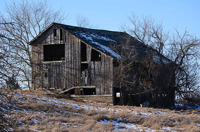 Photograph - Horning Road Barn2 by Jennifer  King