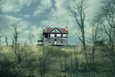 Photograph - Horror On The Hill by Emily Stauring