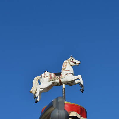Photograph - Horse And Sky by Cheryl Miller