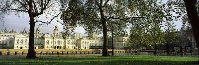 Horse Guards Building, St. Jamess Park Art Print by Panoramic Images