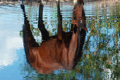 Photograph - Horse Reflection by Larah McElroy