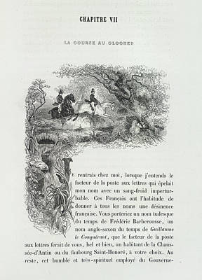 Land Feature Photograph - Horse Riding by British Library