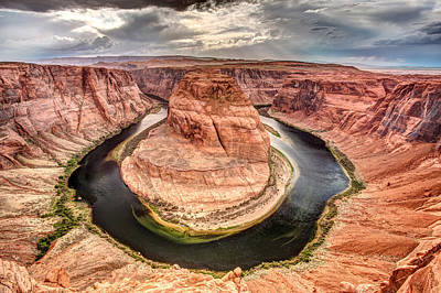 Photograph - Horse Shoe Bend by Pierre Leclerc Photography