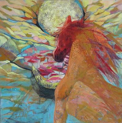 Painting - New Day Rising by GALA Koleva