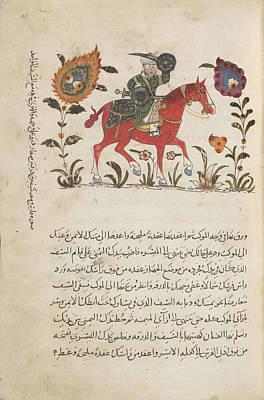 Horseman Art Print