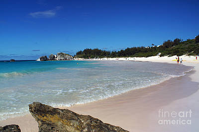 Horseshoe Bay Beach Art Print