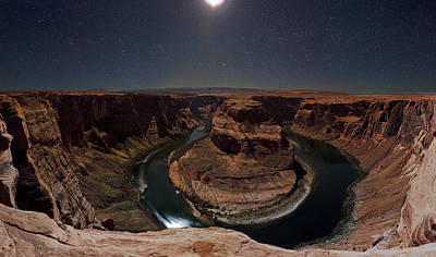 Photograph - Horseshoe Bend by Aaron Kittredge