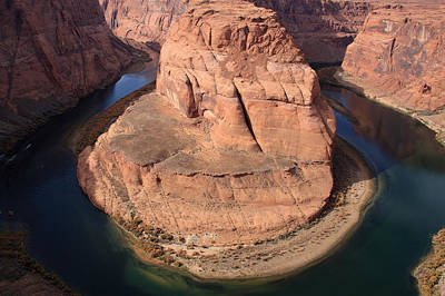Photograph - Horseshoe Bend by Aidan Moran