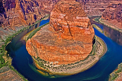 Photograph - Horseshoe Bend by Bob McGill