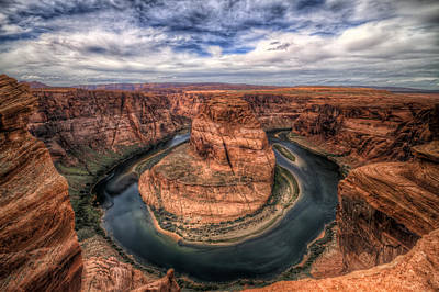 Photograph - Horseshoe Bend by Brad Granger
