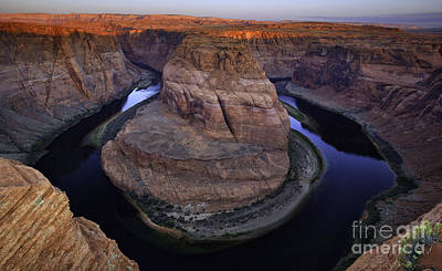 Photograph - Horseshoe Bend Sunrise by Stuart Gordon