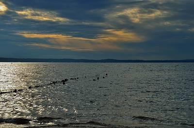 Achieving - Horseshoe Cove Sandy Hook by Steven Richman
