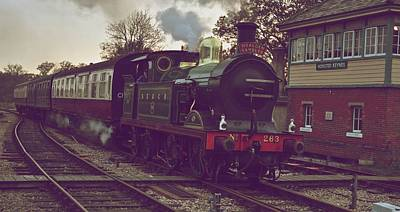 Photograph - Horsted Keynes by Matt MacMillan