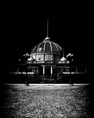 Photograph - Horticultural Building Exhibition Place Toronto Canada by Brian Carson