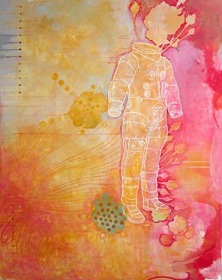 Host Art Print by Sandra Cohen