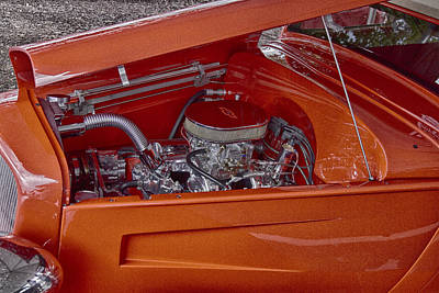 Photograph - Hot Chev by Jack R Perry