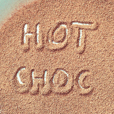 Cocoa Powder Photograph - Hot Chocolate by Tom Gowanlock