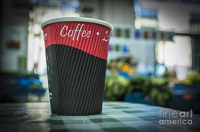 Photograph - Hot Coffee by Jim Orr