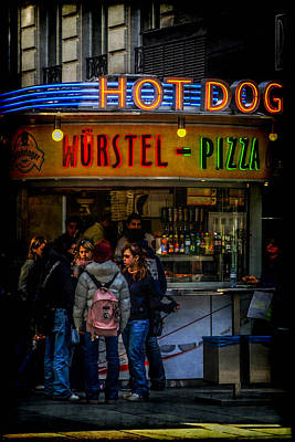 Hot Dogs Original by Chris Smith