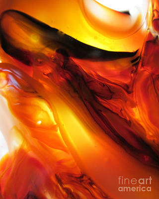 Photograph - Hot Lava by Kimberly Lyon