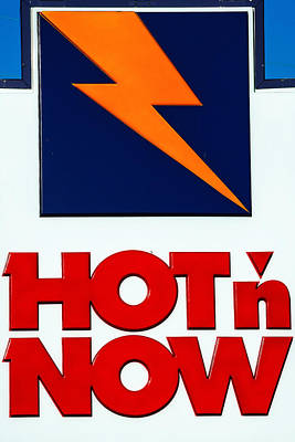 Photograph - Hot N Now by Sennie Pierson