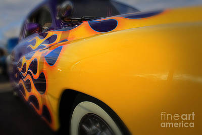 Photograph - Hot Ride by Paul Cammarata