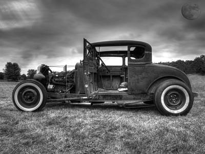 Street Rod Photograph - Hot Rod by Thomas Young