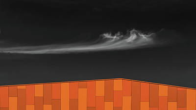 Grid Photograph - Hot Roof by Luc Vangindertael (lagrange)