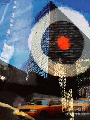 Painting - Hot Spot by Lutz Baar